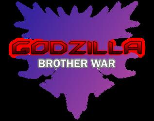 PC - GODZILLA Brother War Logo