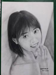 Nishino Nanase by santiaice