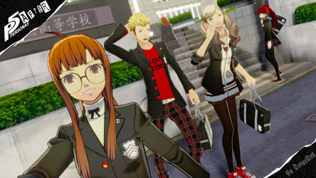 Persona 5 After: New beginings