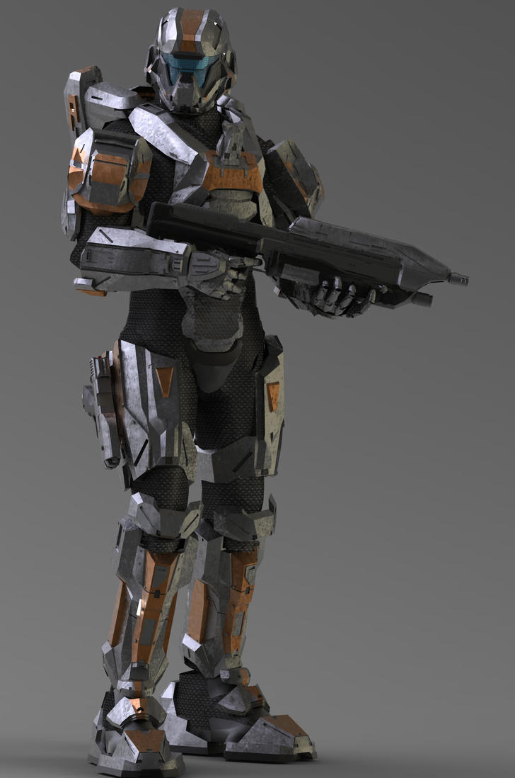 Halo 4:  Recruit by Dutch02