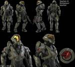 Halo 4 Custom Multiplayer Spartan