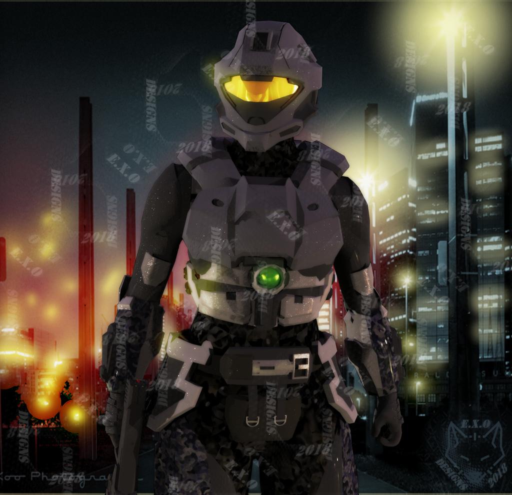 Halo 3: ODST - Dare by Dutch02 on DeviantArt