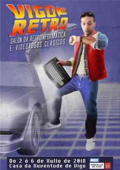 Vigo Retro 2018 Official Poster