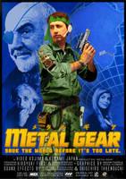 Metal Gear 1 Poster Tribute