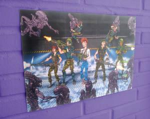 LV426: Aliens Poster Tribute