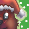christmas-puppy-dp by XxPuppyProductionsxX
