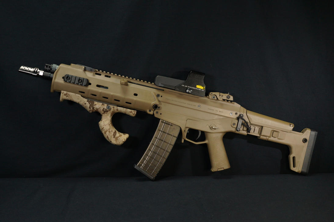 Magpul Masada custom by Fashion-Defence