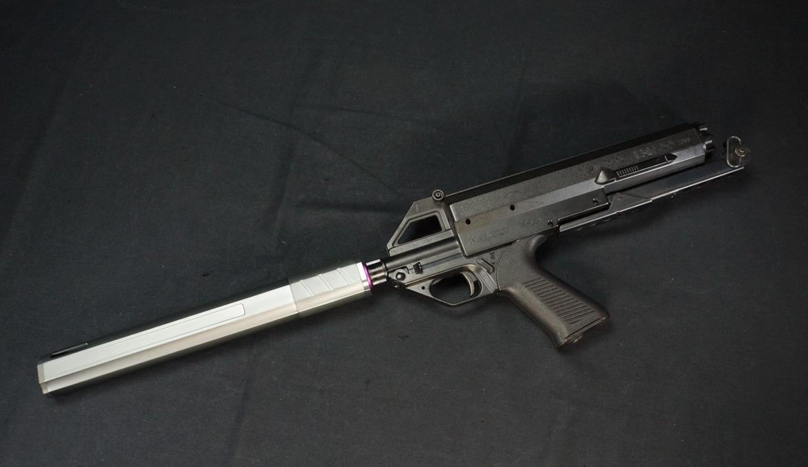 Fashion Defence custom Calico M1000 by Fashion-Defence
