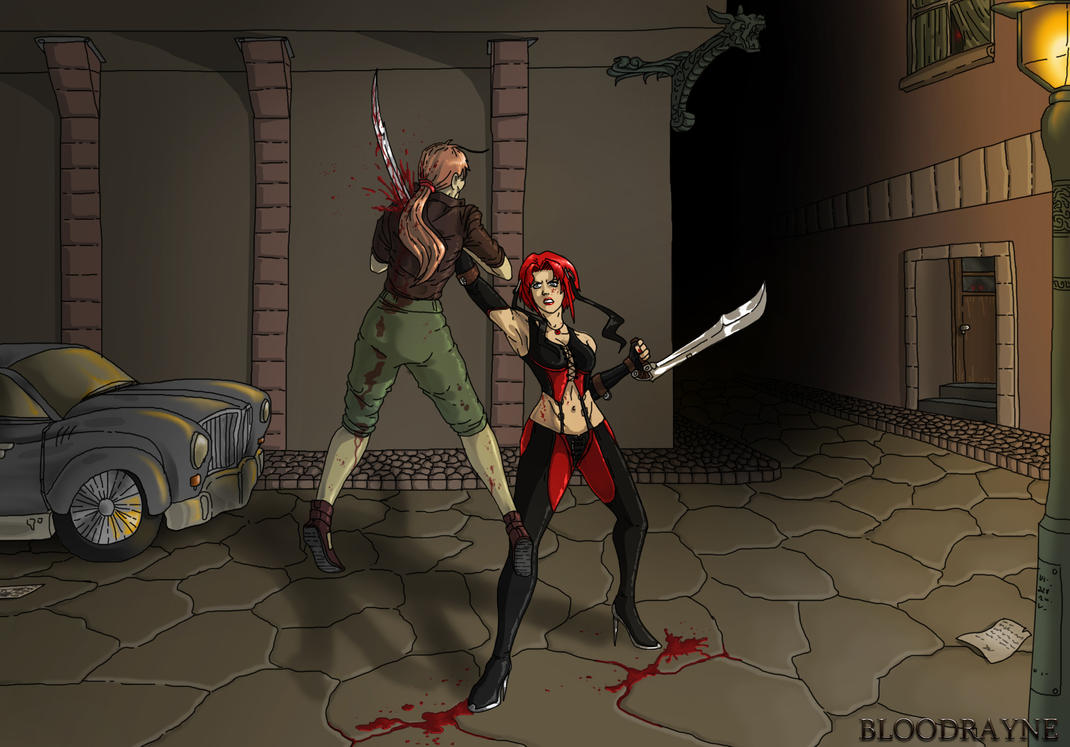Bloodrayne 2 fuck patch sex toons