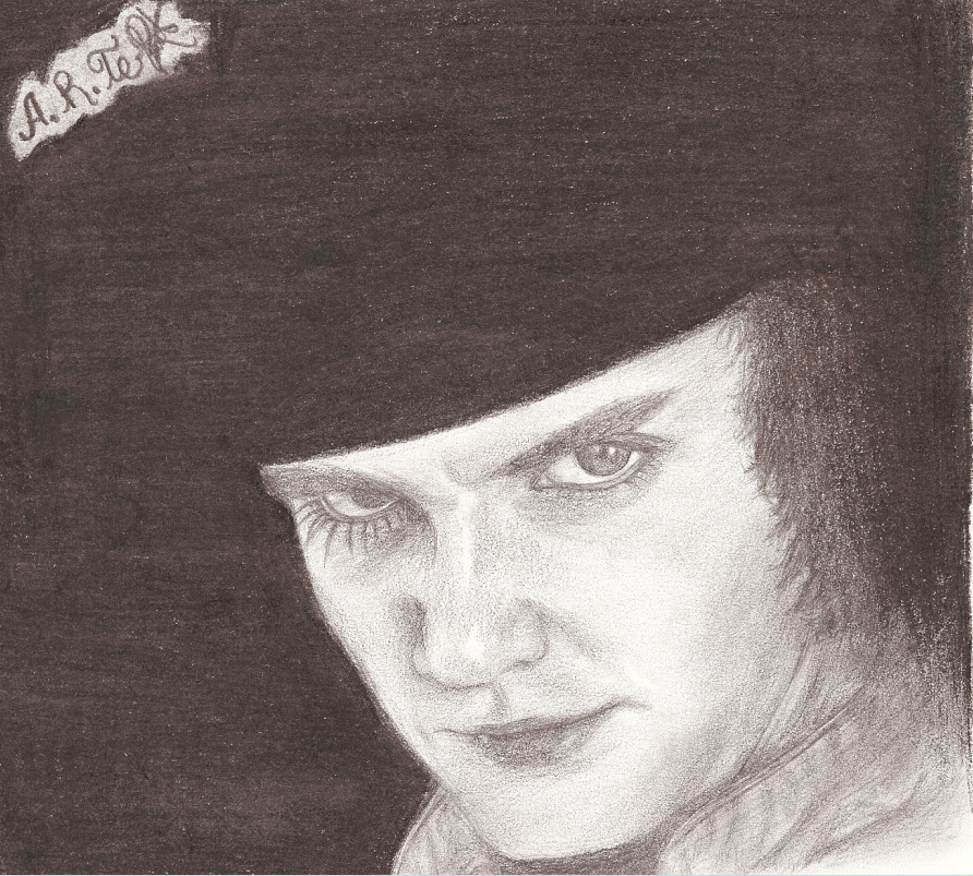 Alex Delarge by Miupin on deviantART