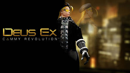 Deus ex cammy revolution by lkhrizl