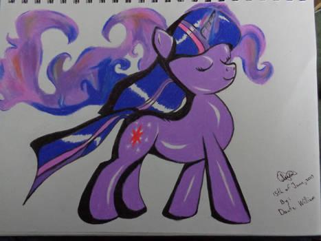 MLP - Twilight the Unicorn