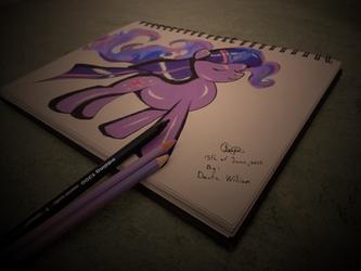 MLP:FiM - Twilight Sparkle the unicorn - Photo