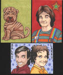 Charity Sketch Cards 2011