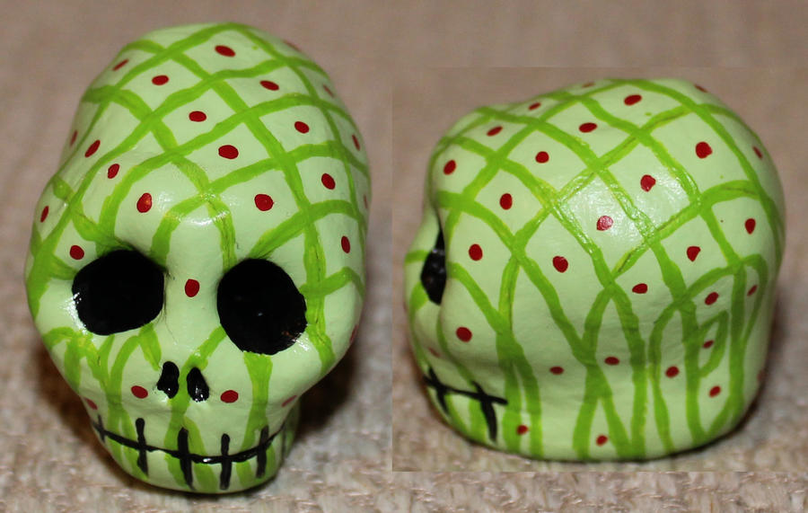 Sugar Skull 12 by angelacapel