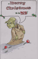 Patrick's Christmas Card 2011 by angelacapel