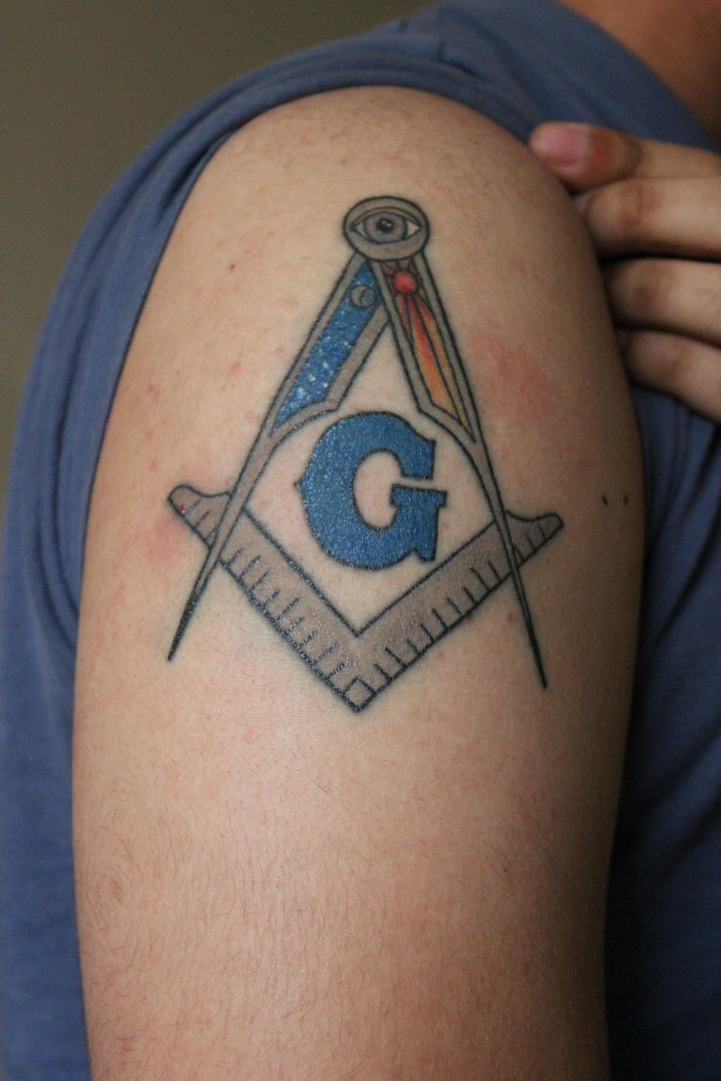Masonic Square And Compass Tattoo 121 Best Images About Masonic