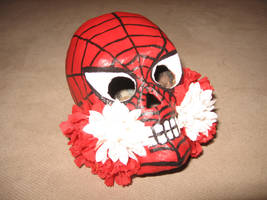 Spiderman Skull #13 (No longer available) by angelacapel