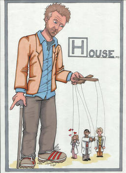 House, MD: House's Puppets