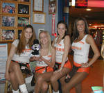 Monster With Hooters Girls
