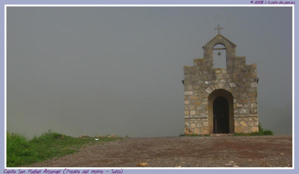 Capilla san Rafael arcangel by cielodepecas