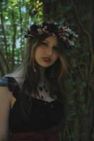 Badass Wreath by DreamingSiren