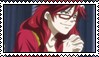 Grell stamp by AnimaTenebroso