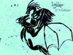 [Inktober #17] Collide