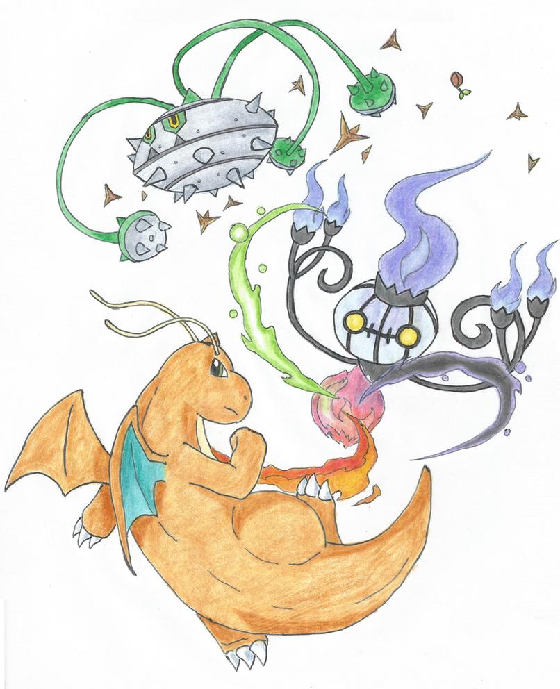 Pokemon World Tournament TEAM by LaloRiolu