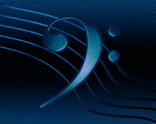 Bass clef by kotickyle