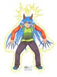 Thunder boy Ourora