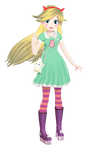[MMD MOTME] Star Butterfly +DL