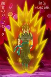 THE FUSION OF RIVALS! XENO SUPER GOGETA!!!