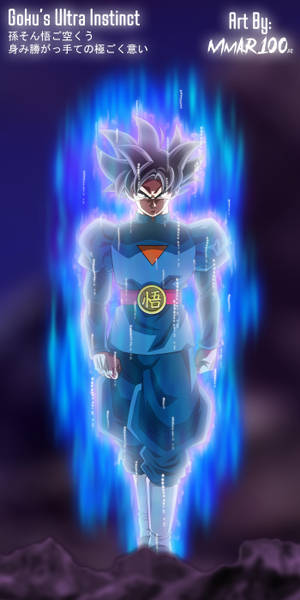TRUE POWER REAWAKENED! GOKU'S ULTRA INSTINCT!!!
