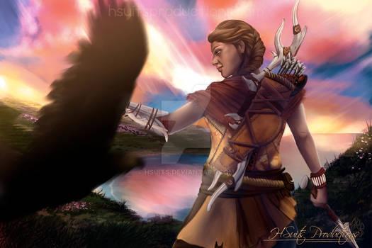 Eagle Bearer