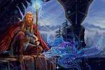King Arthur's Merlin