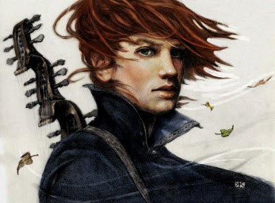 Kvothe Kingkiller Chronicle