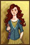 Deathly Hallows - Hermione