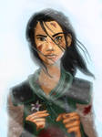 Mulan by joshcmartin