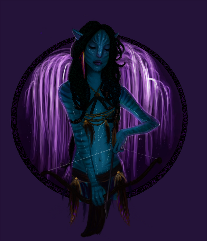 Neytiri Avatar: Neytiri By Joshcmartin On DeviantArt