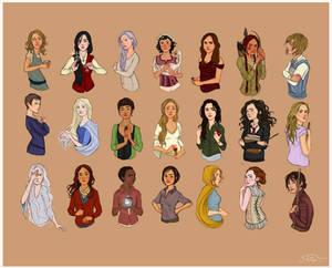 Heroines Again