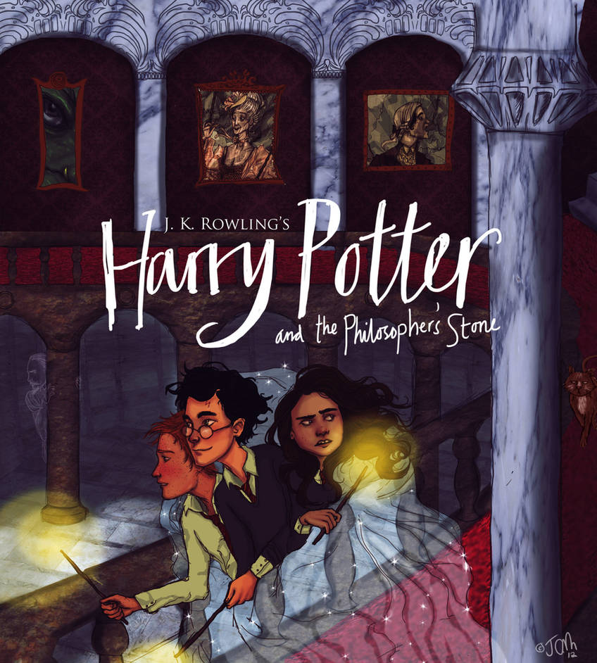 Harry Potter And The Philosopher's Stone By Joshcmartin On