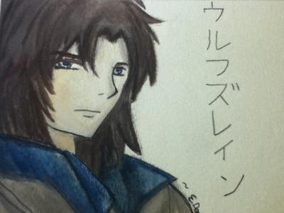 Wolf's Rain (Kiba) by Berryz26