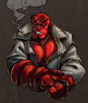 Hello Hellboy