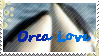Orca Love Stamp by verybluebird