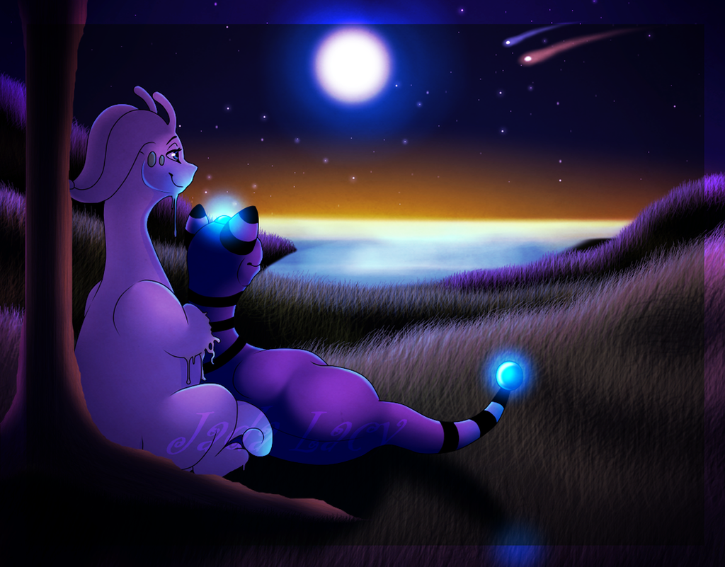 BoltXGussy - Stars Align... by jrl8111