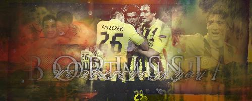 Borussia Dortmund by salvoart