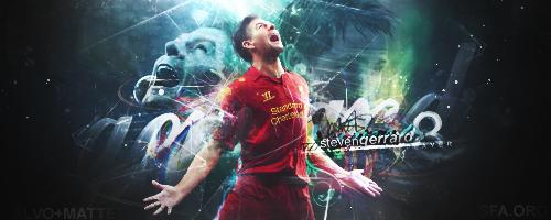 Gerrard by salvoart