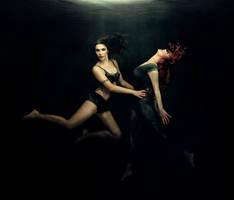underwater love by Benegesseritt