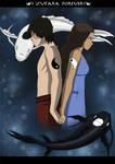 Zutara week Mythology